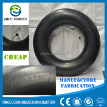 Qingdao Factory Natural rubber truck and bus Tyre Inner Tube 1200R20 TR179A
