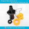 1 inch venturi pp eductor,big mixing fluid nozzle
