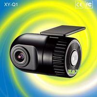 Mini size car dvr driving video recorder (XY-Q1)