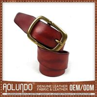 The Most Popular Genuine Leather Belt Manufacturers Usa