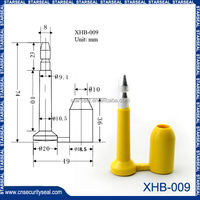 XHB-009 Grand quality bolt container seal