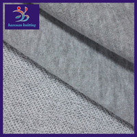 100 polyester french terry fabric for cloth
