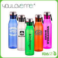 popular product 2015 BPA free top grade wholesales plastic sport water bottle