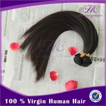 Low price 7a grade extensions sensationnel human hair