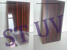 High glossy uv board same as zhuv ZH-3923