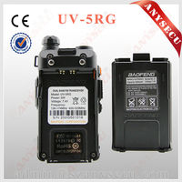 UV dual band UV-5RG end eliminate pc programmable two way radio