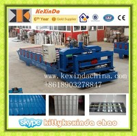 828 arc bia glazed roll forming machine