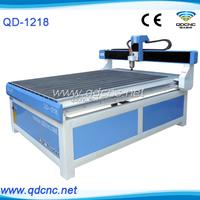cnc router with Mach3 controller 3D engraving machine QD-1218 cnc aluminum carving machine