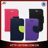TPU leather Case for Blackberry 9800 with Card Slots