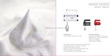 electric dough mixer diamond design hand mixer HM0201