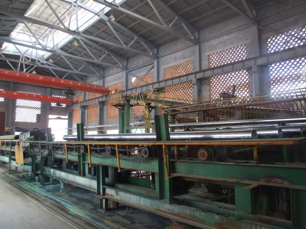 hot dip galvanizing machine.JPG