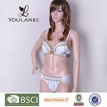 China Wholesale Fashion Mature Lady polyester Cute Cheap Underwear