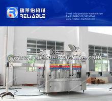 Cgf serie mineral/agua de manantial máquinadellenado/aguamineral máquina de la planta