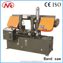 GZ-4235 double-column made in china new product band saw machine price