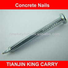 Twist concrete nails/concrete steel nail