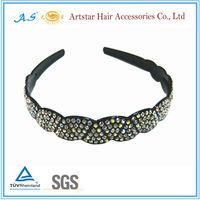 Fashion crystal bridal headband for women