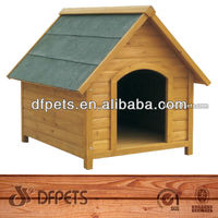 Galvanized Steel Dog Kennel DFD009