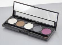 NO LOGO!! OEM Service 5 color eyeshadow best eyeshadow for blue eyes