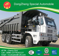 mining dump/tipper truck with lower price and good quality