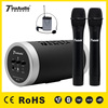 Shenzhen wireless microphone mini speaker with bluetooth