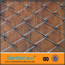 2013 Hot Sale Discount Chain Link fabric/chain link fencing Semai Manufacturer
