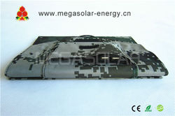 Renewable Energy Solar energy folding charging package
