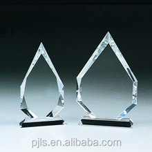 crystal award gift for the success
