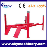 2015 alibaba China supplier lifting vehicles /manual hydraulic lifter /auto hoist car lift