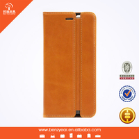 """5.5 Inch Tablet PC Leather Case Factory Wholesale Leather Cases for 5.5"""" i Phone 6"""