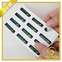Custom Clear Flexible Epoxy Resin Doming Sticker