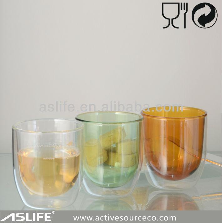 El más nuevo diseño! De color de doble pared del vaso tervis