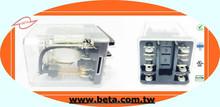 BTA2-2C 13A 2 pole intermediate relay