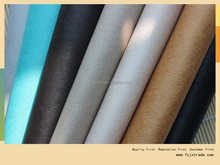 wholesale faux leather fabric /pig skin pu lining leather