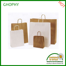 recycled gift paper bag paper shopping bag