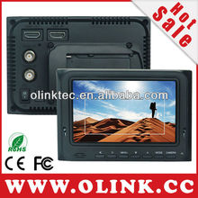 Olink 5, 5.6, 7 inch On Camera HDMI LCD Field Monitor for DSLR with clip on mounting (FM56D/O)