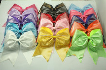 baby girl boutique hair bows with hair clips (many styles for U pick)