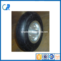 13x4.00-6 rubber wheel used for lawn mower and garden cart