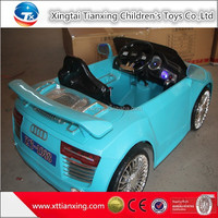 High quality best price wholesale ride on car battery remote control children kids model car hyundai toy