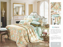 Floral Pattern Super soft touch famous brand Tencel bed linens