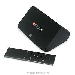 RK 3288 quad core android tv receiver 2G ram 8G flash