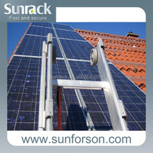 pv mounting systems/solar module racking/pv racking/solar mounting structure