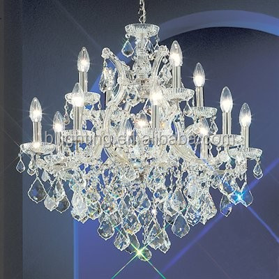 Crystal Chandelier Candle Holders Baccarat Wholesale