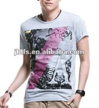 latest cotton t shirt design for own men 2012