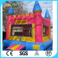 CILE High Quality Bouncy House Inflatable for Backyard Jumping Game