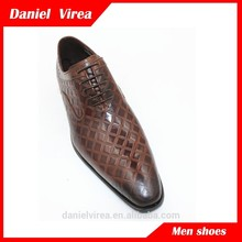 De china del <span class=keywords><strong>alibaba</strong></span> zapatos de cuero de canguro hombres