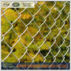 PVC Coated Diamond Shape Wire Mesh Sports Chain Link Fence