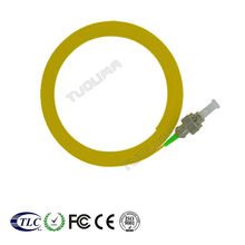 One Connector Simplx Core Fiber Optic Simplex ST Waterproof Pigtail Cable