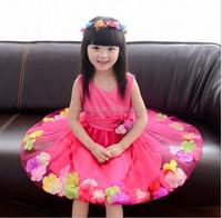 Z59929A Children Clothing Wholesale Price,Girls Dresses,Summer Girls Kids Wear