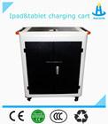 Tablet carregamento carrinho de armazenamento de carga móvel carrinho Mobiliário escolar equipamento didáctico