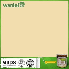 Inexpensive, pastel colors odorless interior wall emulsion paint